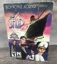The Ship Bob Voyage 2006 Game Of Year (PC, 2006) Boxed New Sealed First Person
