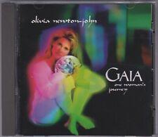 Olivia Newton-John - Gaia - CD (CMC U.S.A. 1994 44002-2)