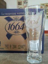 6 nouveau verres à bière 1664