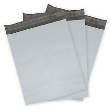 19x24 White Poly Mailers Shipping Envelopes Adhesive Seal Bag Ship Supplies 10pc