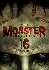 The Monster Collection: 16 Movies (DVD, 2015, 3-Disc Set)