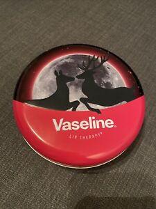 Vaseline Deer Tin