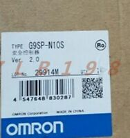 ONE NEW- Omron G9SP-N10S