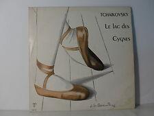TCHAIKOVSKY Le lac des cygnes Philarmonia orchestra dir IRVING 507