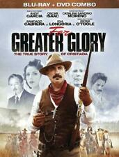For Greater Glory (Blu-ray/DVD, 2012, 2-Disc Set) Andy Garcia NEW