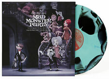 Mad Monster Party **OST Soundtrack Black Green Swirl Vinyl LP / Waxwork