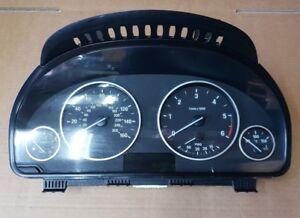 BMW 520D F10 F11 SPEEDOMETER INSTRUMENT CLUSTER REV CLOCKS 9232890
