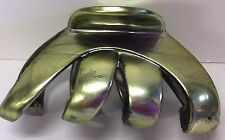 8cm hair claw clamp in many colours - brights, metallics and pearlescents.