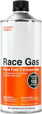 Race Gas 100032 High Octane Concentrate Fuel Additive 32oz