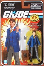 GI Joe Cobra FSS 5.0 Shattered Glass Xamot GI Joe Collector's Club