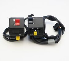 BUELL OEM LEFT & RIGHT SWITCH CONTROLS SEE DETAILS FOR FIT  N0159.TB /  N0158.TA