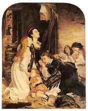 Paton Sir Joseph Noel In Memoriam A4 Print