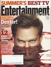 Dexter Entertainment Weekly Michael C Hall Jun 2013 Breaking Bad Summer Finales