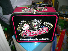 SACRAMENTO RIVER CATS - LUNCH BOX - SGA - USED METAL LUNCH PAIL - GOOD CONDITION