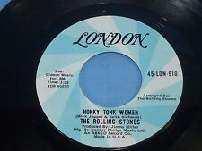 Rolling Stones: Honky Tonk Women / You Can't Always Get What You....  [Unplayed]