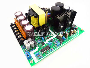 Assembled Class D 600W High-Power AMP Switching Power Supply Board DC+-58V