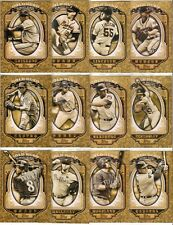 2012 Topps Series 1 GOLD RUSH WRAPPER REDEMPTION Partial SET LOT x44 DIFFERENT