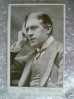 Postcard- MR. GEORGE ALEXANDER.