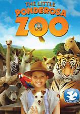 The Little Ponderosa Zoo (DVD, 2015)
