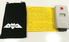 X Radar Hand Held Paintball Chronograph New Chrono Xradar checks Fps and Bps