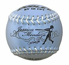 """Dudley 12"""" Jessica Mendoza Training Synthetic Fastpitch Softball"""