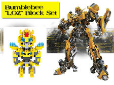 BUMBLEBEE TRANSFORMER**LOZ MICRO BLOCKS**240 Pcs
