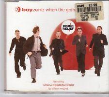 (EW632) BoyZone, When The Going Gets Tough - 1999 CD
