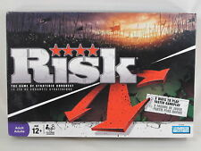 Risk Global The Game Of Domination Replacement Parts Pieces 2008 Board Hasbro