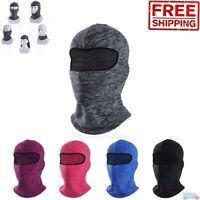 Winter Balaclava Face Mask Cold Weather Windproof Fleece Ski Mask Full Ninja USA