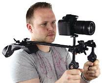 Camlink DSLR Hand Rig Shoulder Mount Steady Support Kit Video Camcorder Camera L
