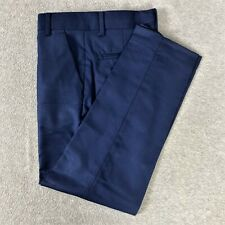 Calvin Klein Boys Dress Pants Navy Flat Front Size 8