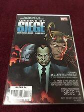 Origins of Siege #1 (Feb 2010, Marvel)