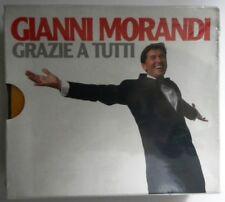 GIANNI MORANDI GRAZIE A TUTTI COFANETTO 3 CD EDITORIALE