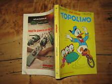 WALT DISNEY TOPOLINO LIBRETTO NUMERO 949 PRESENTI PUNTI CLUB 3 FEBBRAIO 1974