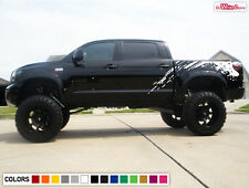Decal Sticker Graphic Vinyl Side Bed Mud Splash for Toyota Tundra Sport 2012 -18