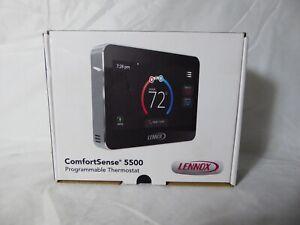 Lennox #13H13 ComfortSense 5500 Touchscreen Thermostat