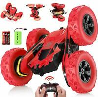 Blesser RC Stunt Car Remote Control, 4wd 360 Rotating Remote Control Cars