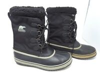 New! w/defcets Men's Sorel 1964 Pac Nylon Waterproof Insulated Winter Boots 35Z