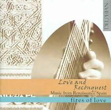 LOVE & RECONQUEST: MUSIC FROM RENAISSANCE SPAIN NEW CD