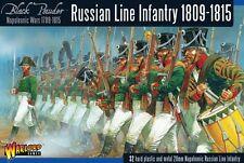 Ruso línea Infantería (1809-1815) - Warlord Games-Polvo Negro-Enviado primera clase