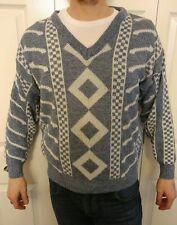 Vintage & Retro - Jumper - M - 70s 80s Mod Ska Nordic Knitwear Festival Rave