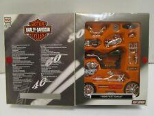 MAISTO 1/18 SCALE HARLEY DAVIDSON 1984 FXST SOFTAIL MOTORCYCLE KIT ***MIB***