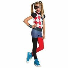 Rubie's Kid's DC Harley Quinn Comic Book Superhero Costume Medium Age 5 - 7