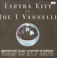 EARTHA KITT - This Is My Life, vs. Joe T. Vannelli - 2001 Dream Beat - DB 154