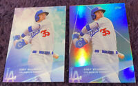 2020 Topps X Steve Aoki Wave 1 Cody Bellinger Rainbow Parallel Card #2