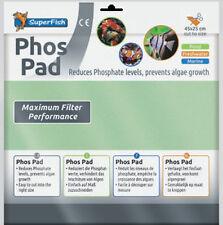 Superfish Phos Filter Pad 45x25cm Phosphor Remover s'adapte à la plupart Aquarium Filtres