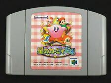 Kirby 64 - Jeu Nintendo 64 N64 - JAP Japan