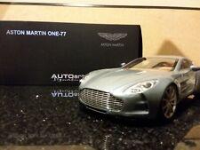 1/18 Autoart Aston Martin One-77