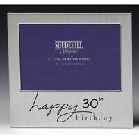 Happy 30th Birthday Photo Frame Gift Shudehill 72230