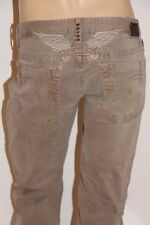 New Men's ROBIN'S JEAN sz 42 MARLON Straight Leg Pants -SP5471 Light Brown